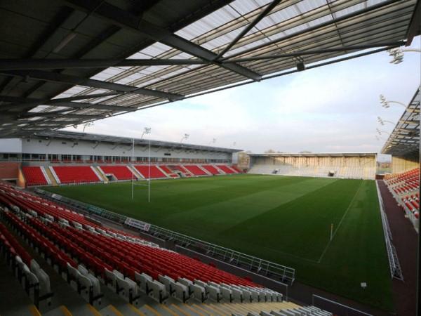 Leigh Sports Village Stadium