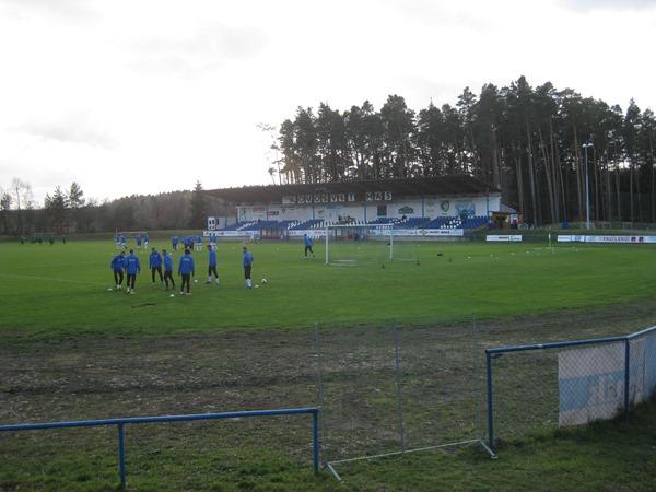 Stadion Soukeník