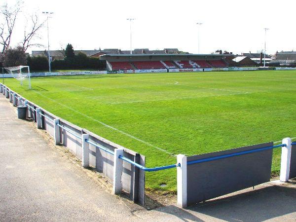 The County Ground (Lancashire FA HQ)
